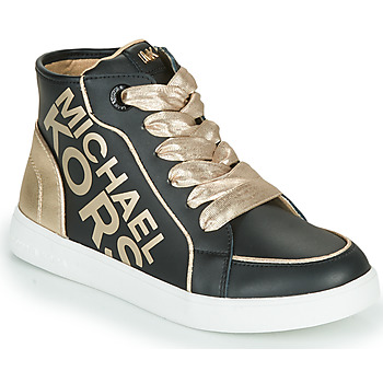 Παπούτσια Κορίτσι Ψηλά Sneakers MICHAEL Michael Kors JEM HALEY Black