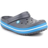 Παπούτσια Άνδρας Τσόκαρα Crocs Crocband  11016-07W grey