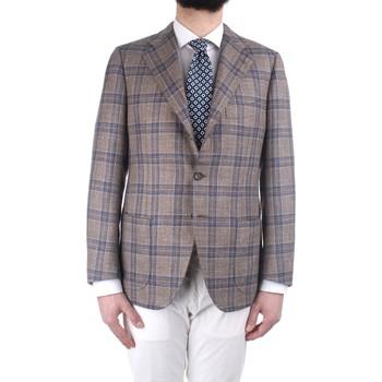 Υφασμάτινα Άνδρας Σακάκι / Blazers Cesare Attolini S19MA44 M21 Multicolor