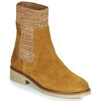 Παπούτσια Γυναίκα Μπότες Bensimon BOOTS CHAUSSETTE Brown
