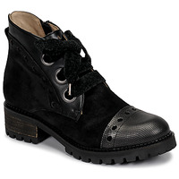Παπούτσια Γυναίκα Μπότες Casta MANDA Black