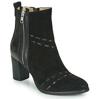 Παπούτσια Γυναίκα Μποτίνια Casta SINA Black