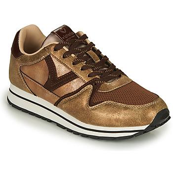 Παπούτσια Γυναίκα Χαμηλά Sneakers Victoria COMETA MULTI Bronze