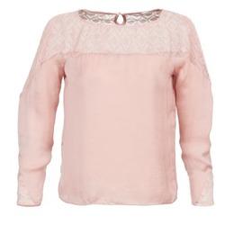 Υφασμάτινα Γυναίκα Μπλούζες Naf Naf KIKI ροζ