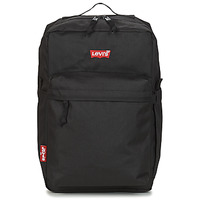 Τσάντες Σακίδια πλάτης Levi's LEVI'S L PACK STANDARD Black