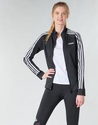 Υφασμάτινα Γυναίκα Σπορ Ζακέτες adidas Performance W D2M 3S TT Black