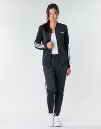 Υφασμάτινα Γυναίκα Σετ από φόρμες adidas Performance WTS BACK2BAS 3S Black