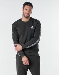 Υφασμάτινα Άνδρας Φούτερ adidas Performance M E TPE SWT Black