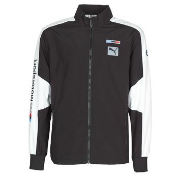 Υφασμάτινα Άνδρας Σπορ Ζακέτες Puma BMW MMS WVN JACKET F Black / Grey / Άσπρο