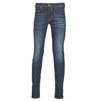 Υφασμάτινα Άνδρας Skinny jeans Diesel SLEENKER Μπλέ