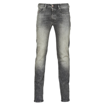 Υφασμάτινα Άνδρας Skinny jeans Diesel SLEENKER Grey / Fonce
