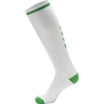 Αξεσουάρ Αθλητικές κάλτσες  Hummel Chaussettes  Elite Indoor High blanc/rose