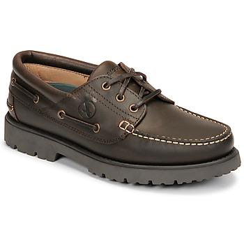Παπούτσια Άνδρας Boat shoes Aigle TARMAC Brown