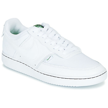 Xαμηλά Sneakers Nike COURT VISION LOW PREM ΣΤΕΛΕΧΟΣ: Δέρμα & ΕΠΕΝΔΥΣΗ: Ύφασμα & ΕΣ. ΣΟΛΑ: Ύφασμα & ΕΞ. ΣΟΛΑ: Καουτσούκ