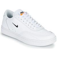 Παπούτσια Γυναίκα Χαμηλά Sneakers Nike COURT VINTAGE Άσπρο