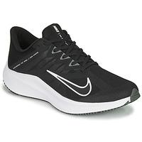 Παπούτσια Άνδρας Τρέξιμο Nike QUEST 3 Black / Άσπρο