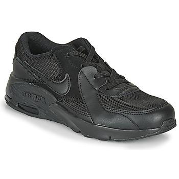 Παπούτσια Παιδί Χαμηλά Sneakers Nike AIR MAX EXEE PS Black