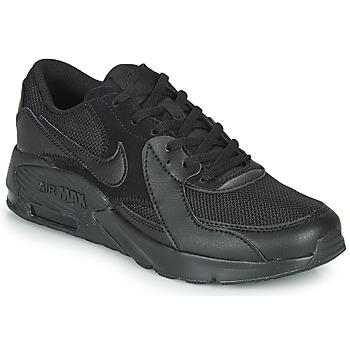 Παπούτσια Παιδί Χαμηλά Sneakers Nike AIR MAX EXCEE GS Black