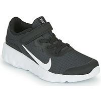 Παπούτσια Παιδί Χαμηλά Sneakers Nike EXPLORE STRADA PS Black / Άσπρο