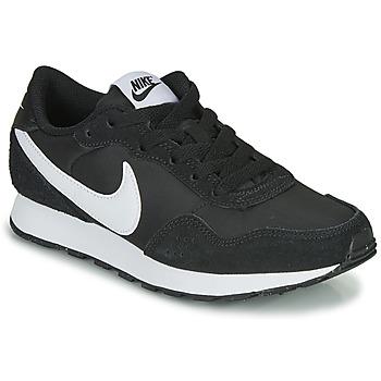 Παπούτσια Παιδί Χαμηλά Sneakers Nike MD VALIANT PS Black / Άσπρο