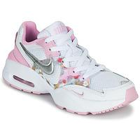 Παπούτσια Κορίτσι Χαμηλά Sneakers Nike AIR MAX FUSION SE GS Άσπρο / Ροζ
