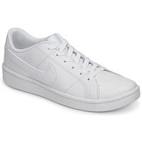 Παπούτσια Γυναίκα Χαμηλά Sneakers Nike Court Royale 2 Άσπρο