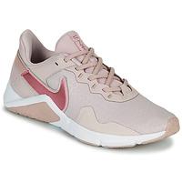 Παπούτσια Γυναίκα Multisport Nike Legend Essential 2 Beige / Ροζ