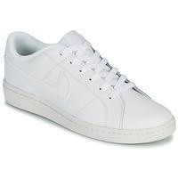 Παπούτσια Άνδρας Χαμηλά Sneakers Nike COURT ROYALE 2 LOW Άσπρο