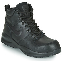 Παπούτσια Παιδί Χαμηλά Sneakers Nike MANOA LTR GS Black
