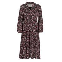 Υφασμάτινα Γυναίκα Μακριά Φορέματα One Step FR30121 Black