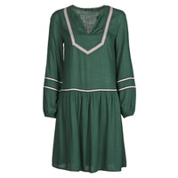 Υφασμάτινα Γυναίκα Κοντά Φορέματα One Step FR30231 Green