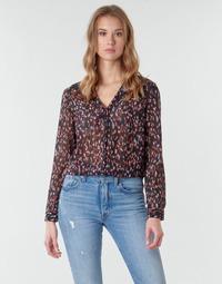 Υφασμάτινα Γυναίκα Μπλούζες One Step FR12041 Black