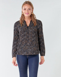 Υφασμάτινα Γυναίκα Μπλούζες One Step FR11161 Black