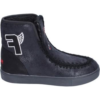 Παπούτσια Κορίτσι Μποτίνια Fiorucci Μπότες αστραγάλου BM430 Μαύρος