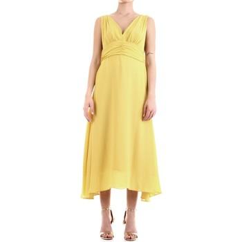 Υφασμάτινα Γυναίκα Μακριά Φορέματα Fly Girl 9845-01 Lime