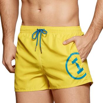 Υφασμάτινα Άνδρας Μαγιώ / shorts για την παραλία Impetus 7412H16 H91 Yellow
