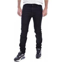 Υφασμάτινα Άνδρας Skinny Τζιν  Dsquared S71LB0525 Black