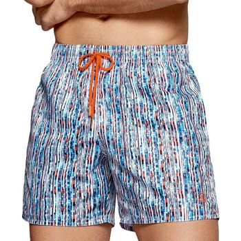 Υφασμάτινα Άνδρας Μαγιώ / shorts για την παραλία Impetus 7413H24 H89 Μπλέ