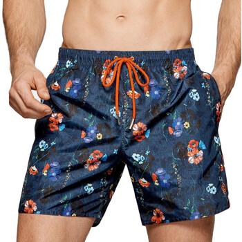 Υφασμάτινα Άνδρας Μαγιώ / shorts για την παραλία Impetus 7413H34 D99 Μπλέ