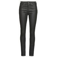 Υφασμάτινα Γυναίκα Παντελόνια Πεντάτσεπα Emporio Armani 6H2J20 Black