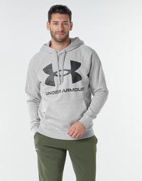 Υφασμάτινα Άνδρας Φούτερ Under Armour UA RIVAL FLEECE BIG LOGO HD Grey /  clair