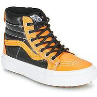 Παπούτσια Αγόρι Ψηλά Sneakers Vans SK8-HI MTE Camel / Black