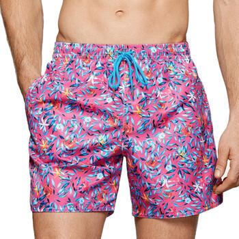 Υφασμάτινα Άνδρας Μαγιώ / shorts για την παραλία Impetus 7413H30 H92 Ροζ