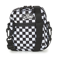 Τσάντες Pouch / Clutch Vans STREET READY II CROSSBODY Black / Άσπρο