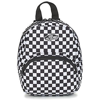 Τσάντες Σακίδια πλάτης Vans GOT THIS MINI BACKPACK Black / Άσπρο