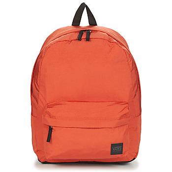 Τσάντες Γυναίκα Σακίδια πλάτης Vans DEANA III BACKPACK Orange