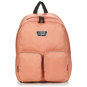Τσάντες Γυναίκα Σακίδια πλάτης Vans LONG HAUL BACKPACK Ροζ / Dawn