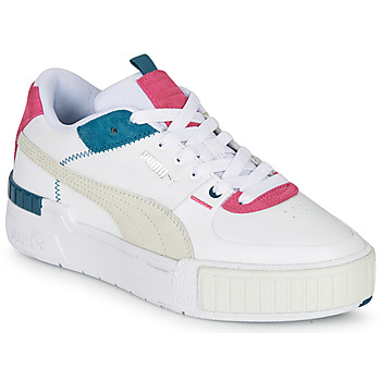Παπούτσια Γυναίκα Χαμηλά Sneakers Puma CALI SPORT Άσπρο / Grey