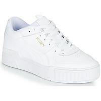Παπούτσια Γυναίκα Χαμηλά Sneakers Puma CALI SPORT Άσπρο