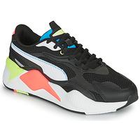 Παπούτσια Χαμηλά Sneakers Puma RS-X3 Black / Άσπρο / Corail